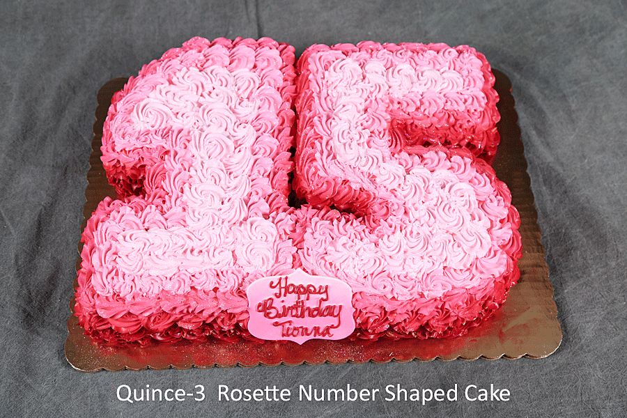 Quinceanera Omaha Cake Gallery